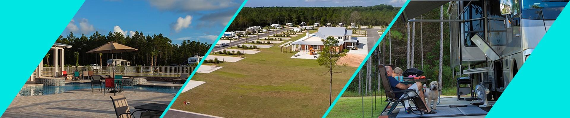 Sugar Sands RV Resort in Gulf Shores, Alabama