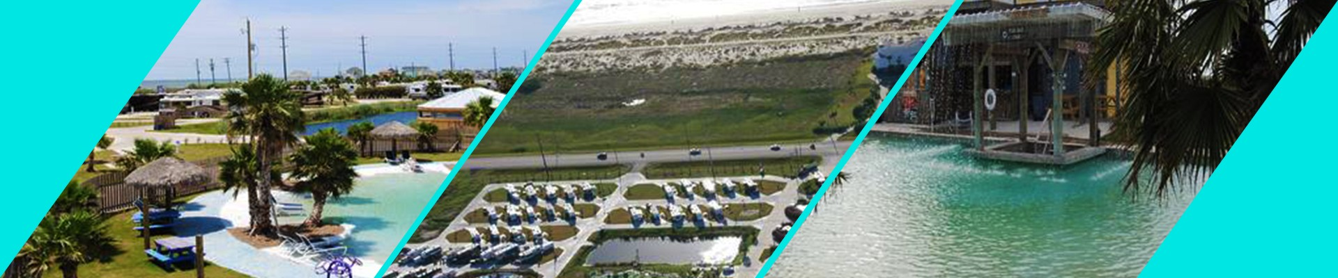 Jamaica Beach RV Resort in Galveston, Texas