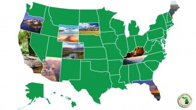 The Best National Parks In The United States For RVers