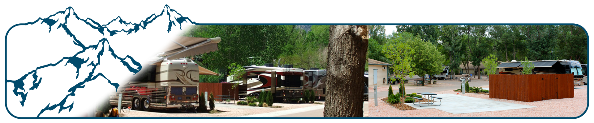 Stay over at the Garden of the Gods RV Resort.