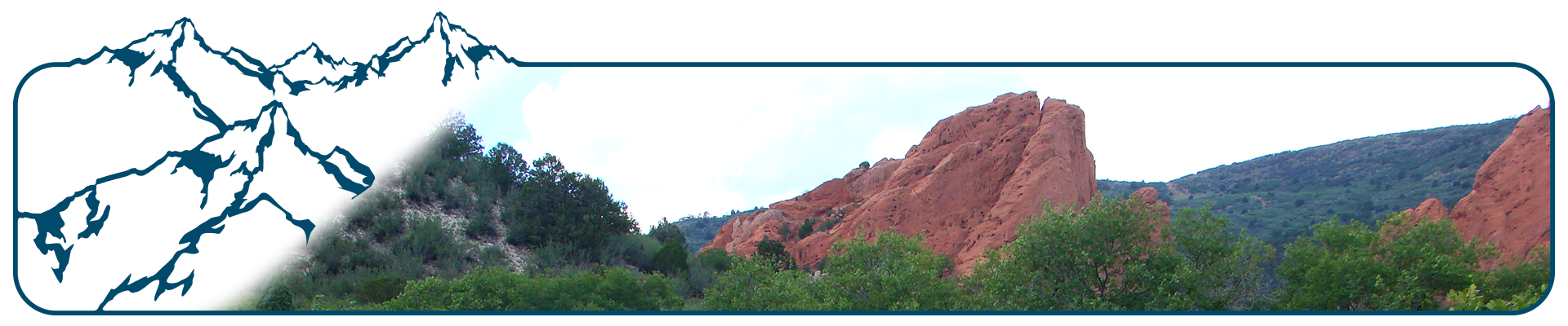 Visit Rock Ledge Ranch, right across the way from the Garden of the Gods in Colorado!
