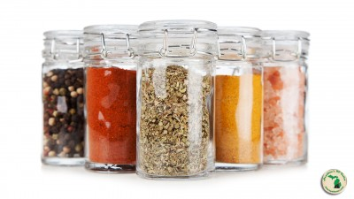 Organize Those Spices In Your Kitchen