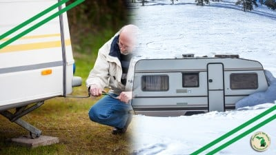 How To Prep Your RV For A Long Winter Sit