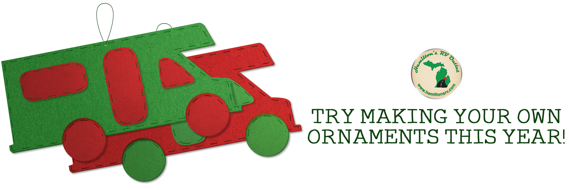 try making your own ornaments this year
