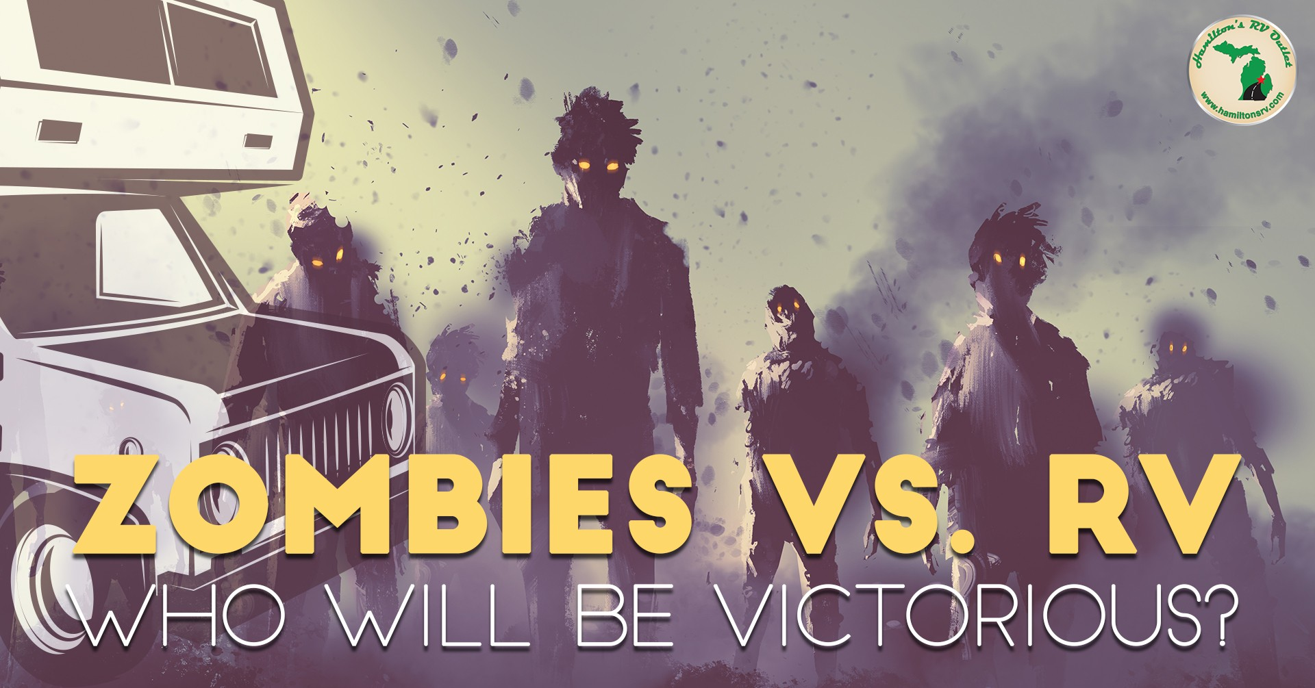 zombies vs rv