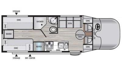 2018 REV 24TB Floor Plan