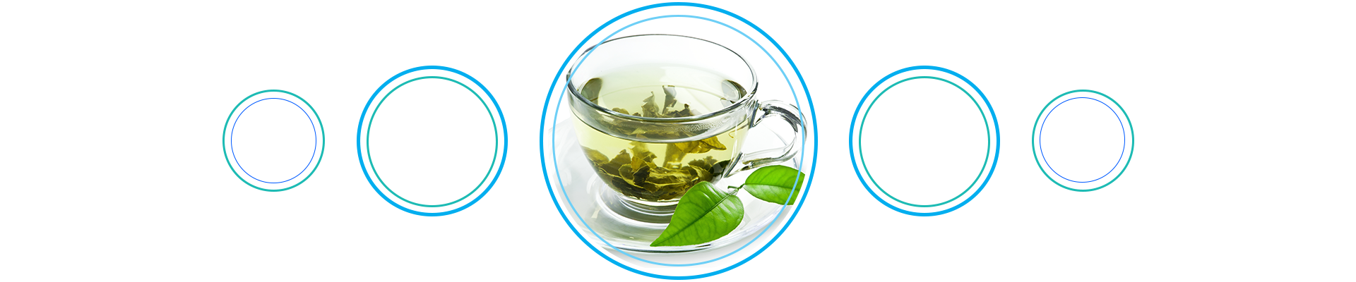 Fight those winter blues with green tea
