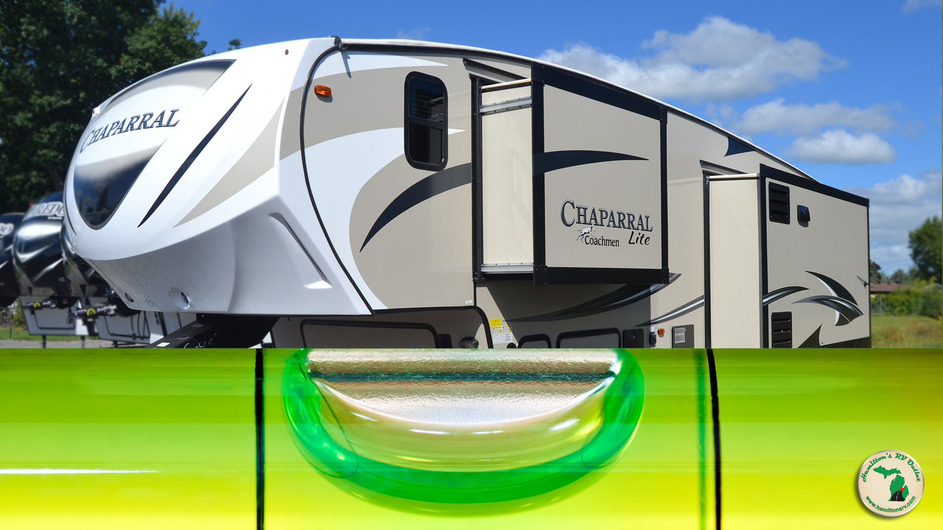What To Do! Do You Level Your RV With Slides In Or Out