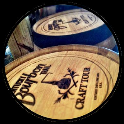 Enjoy drinking on the Kentucky Bourbon Trail