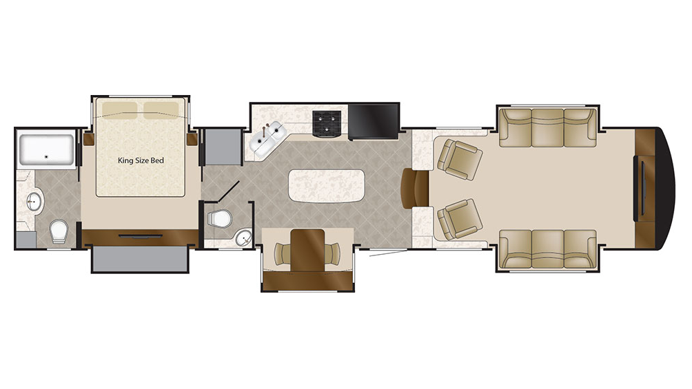 Rv house plans port home floor plans reunion pointe for Rv suites floor plan