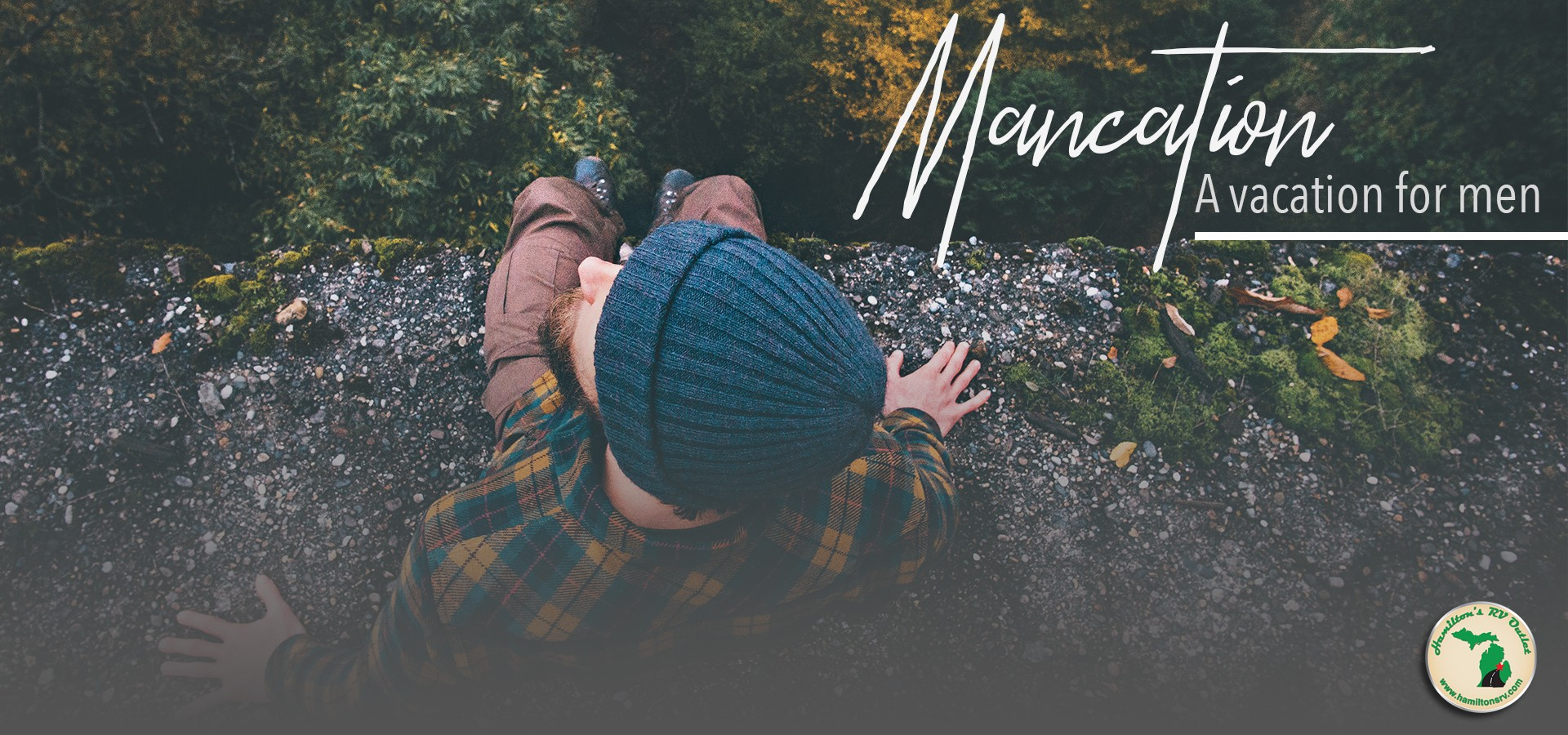 Mancation: A vacation for men