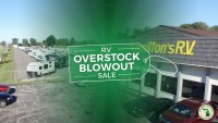 RV Overstock Blowout Sale feature