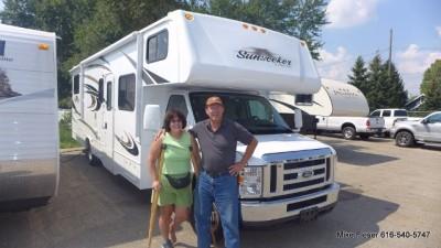 Dave & Nancy, Anchorage AK