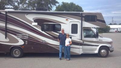 John & Gail, Auburn MA