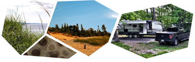 Petoskey State Park Campgrounds