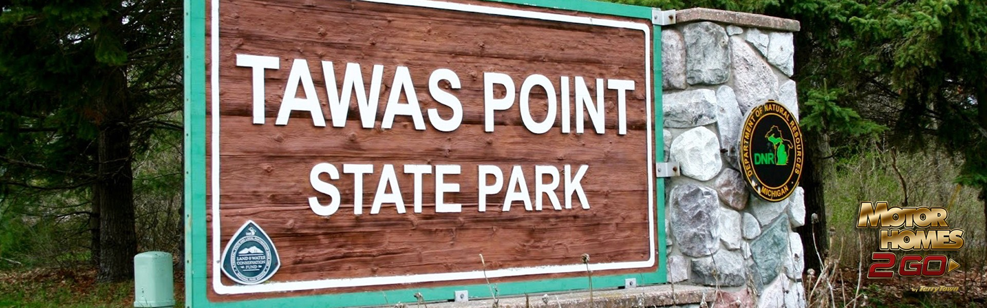 Tawas Point State Park Banner