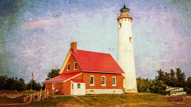 Tawas Point State Park Lighthouse