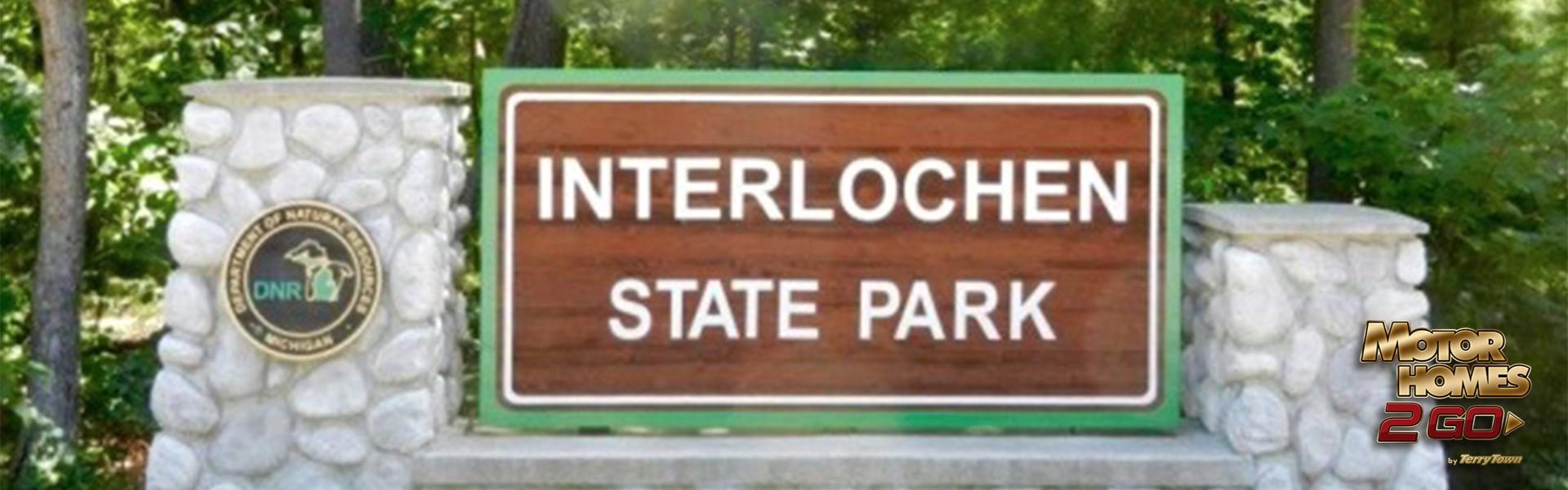 Interlochen State Park Banner
