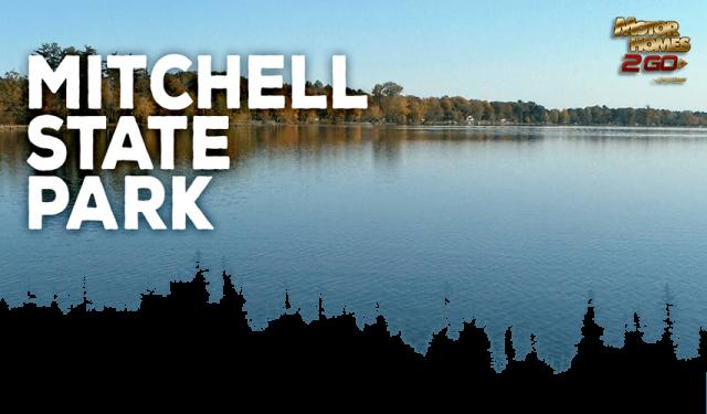 Mitchell State Park Banner