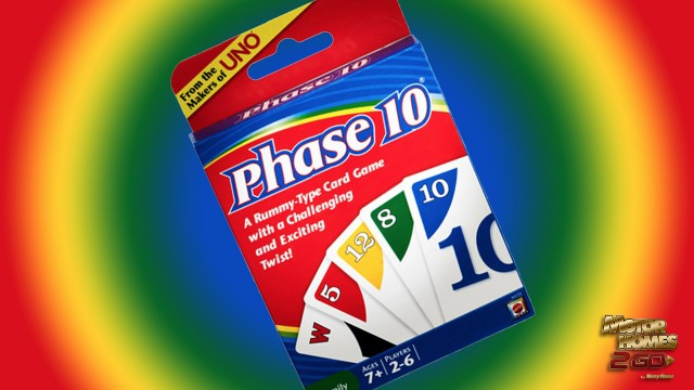 Phase 10 Card Game Feature
