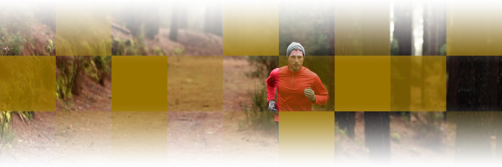 trails man running