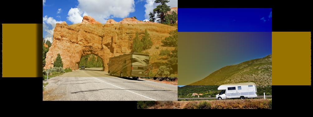motorhome road