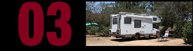 Motorhome Campground