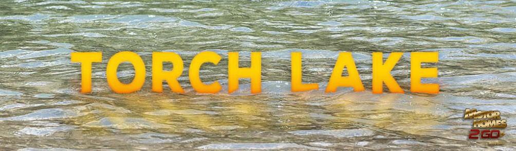 Torch Lake Banner