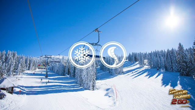 Michigan Snow Snake Ski And Resort Feature