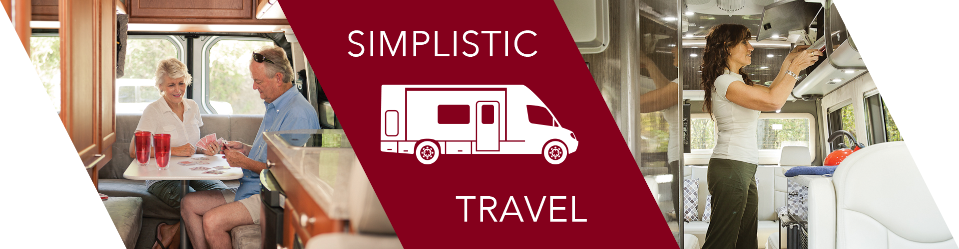 Class B Motorhome for on-the-go traveling couples