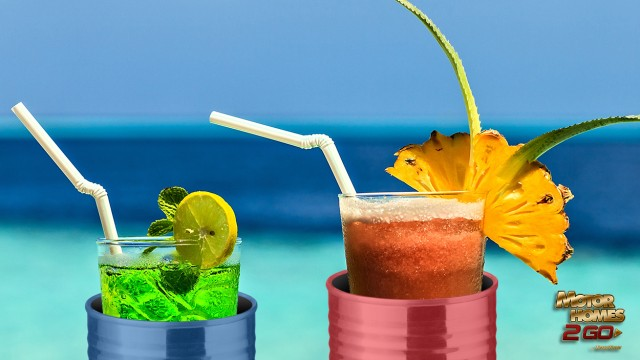 Make Your Own Outdoor Drink Holder Fi