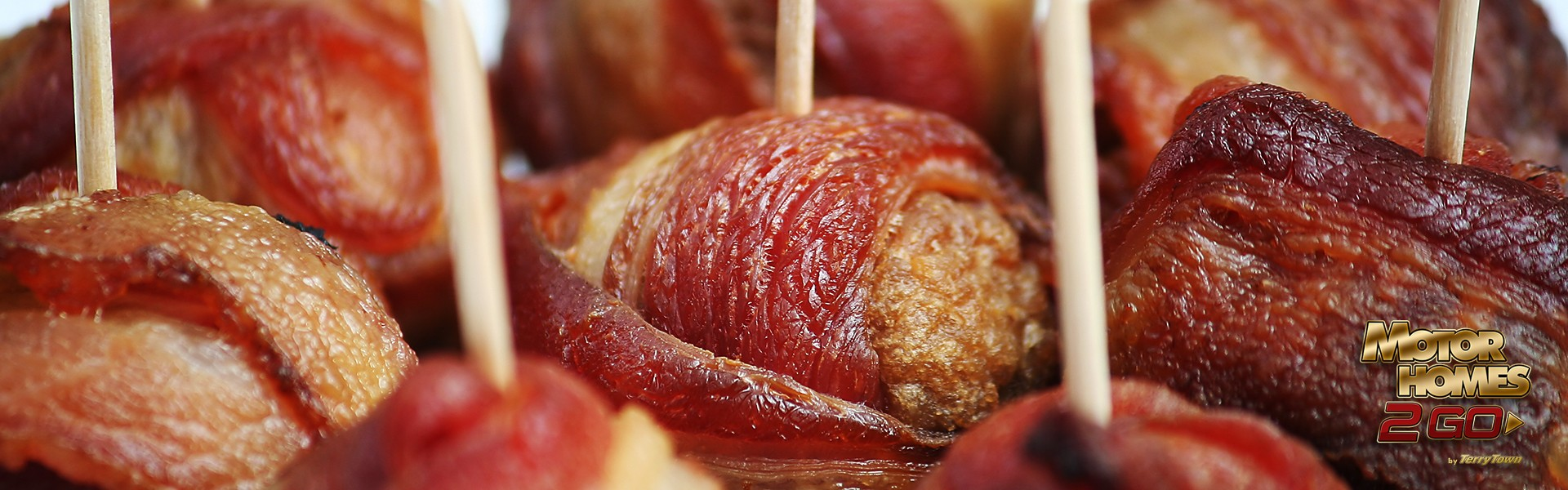 the bacon bomb bbq meatball onions wrapped in bacon mhs2go rv blog