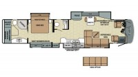 2017 Anthem 44B Floor Plan
