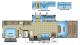 2017 Seneca 37TS Floor Plan