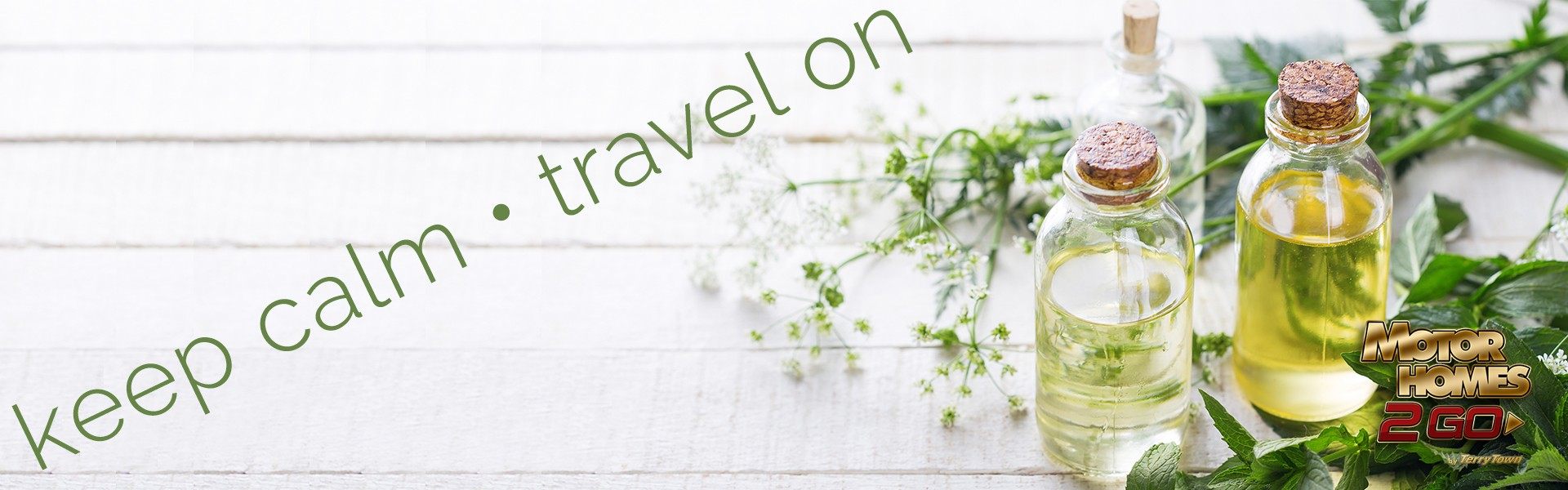 Keep calm travel on with essential oils
