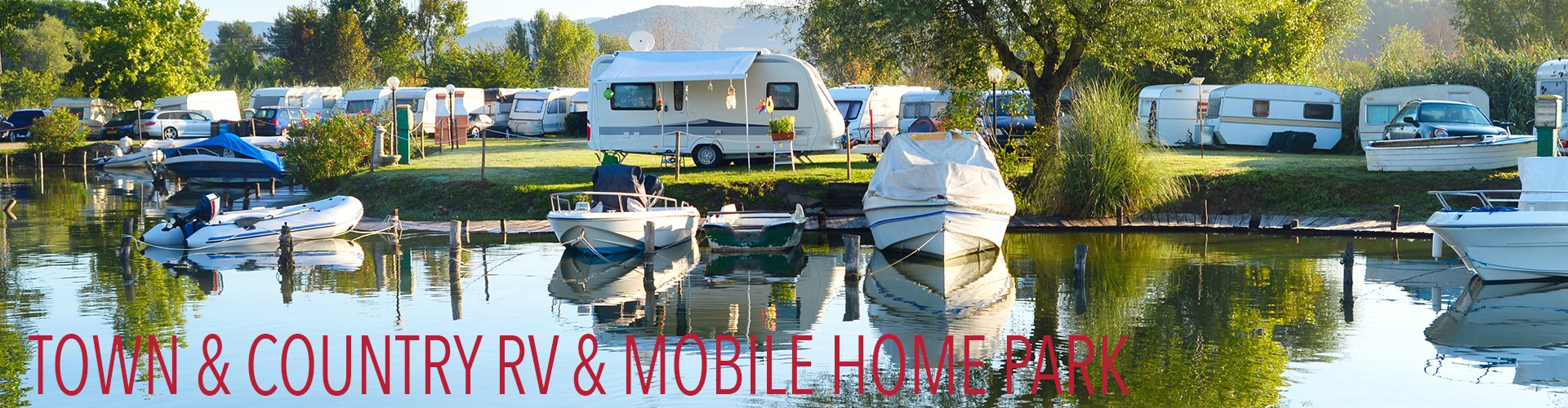 Town & Country RV & Mobile Home Park
