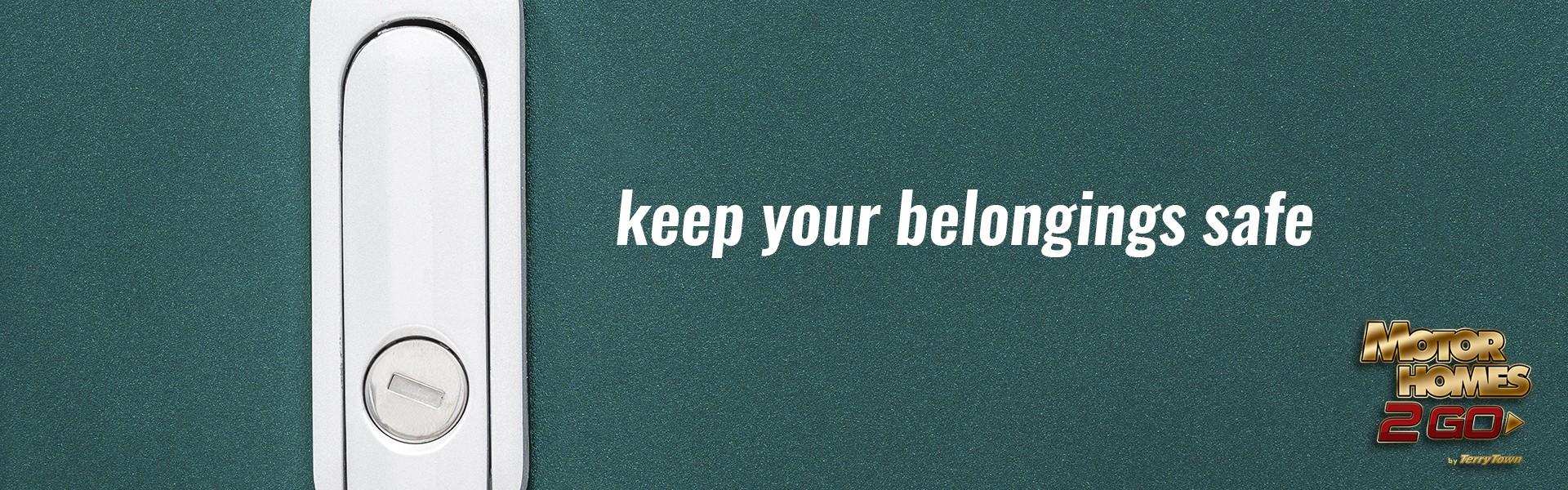 keep-your-belongings-safe-teal-rv-storage-lock