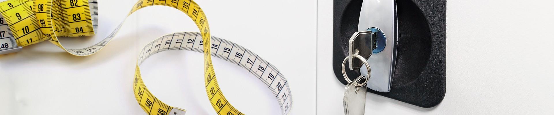 measuring-lock