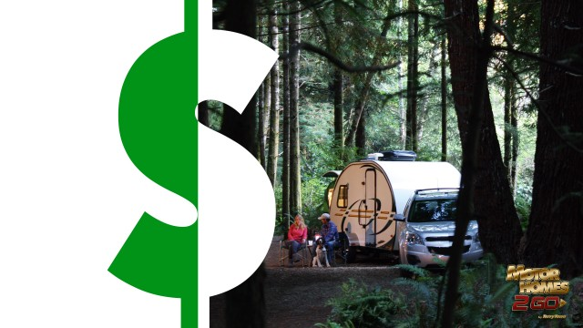 Cut Your Vacation Spending Nearly In Half By Taking To An RV!