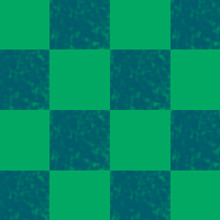 Make shift checkerboard.