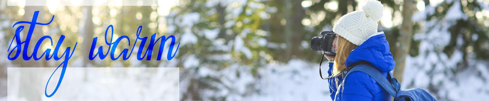Winter camping and outdoor gear checklist: Apparel