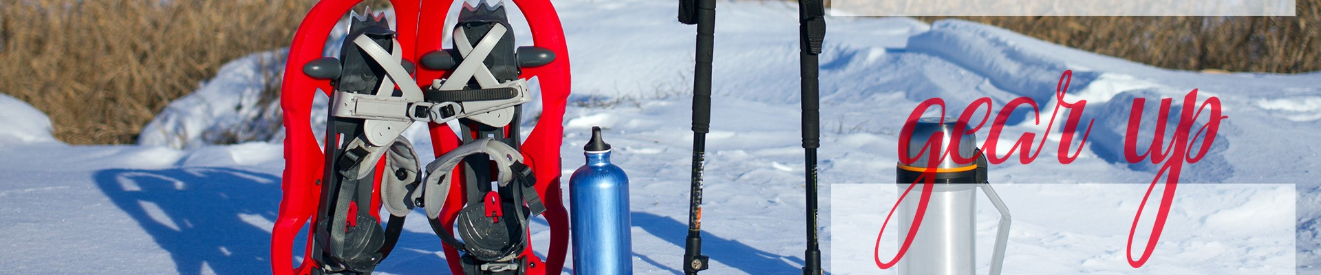 Winter camping and outdoor gear checklist: Gear