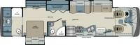 2017 Legacy 38C Floor Plan