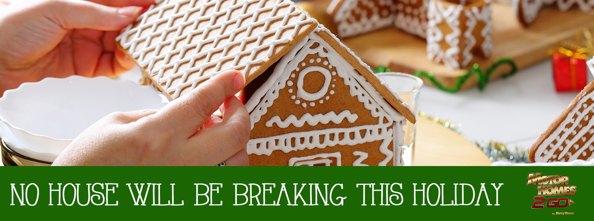 no house will be breaking this holiday