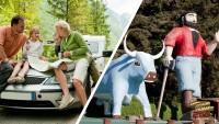 Strange roadside attractions