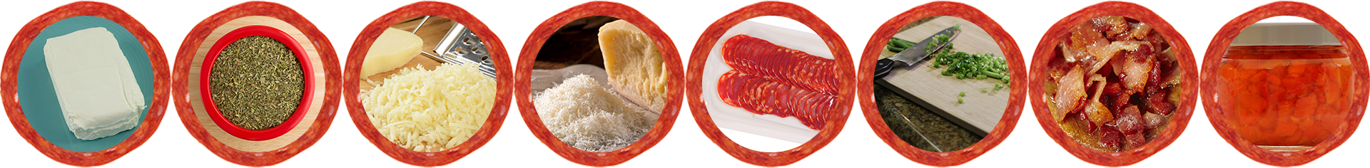 pepperoni football dip ingredients