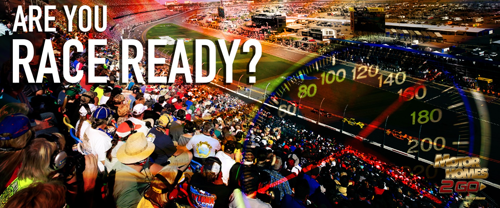Are you race ready? The Daytona 500 is fast-approaching!