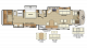 2018 Cornerstone 45F Floor Plan