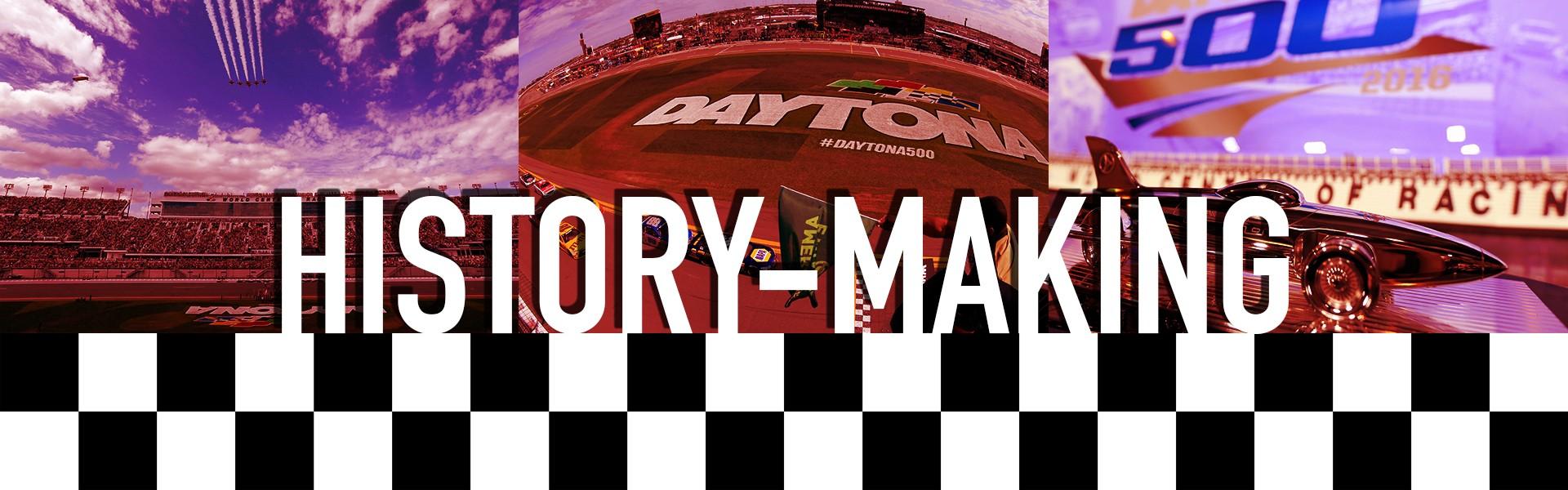 The history of the Daytona 500
