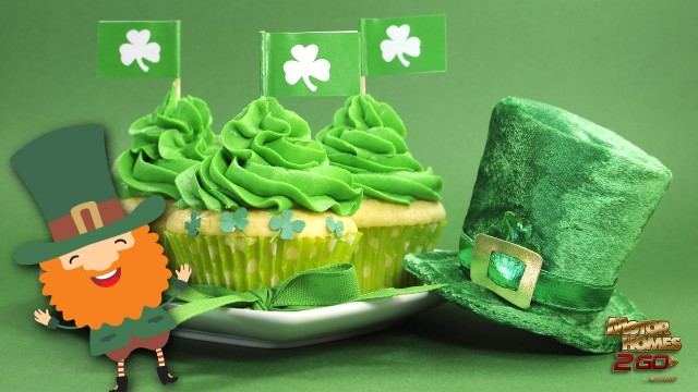 Treats To Make This St. Patty's Day!